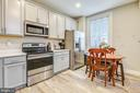 Light and Bright Modern Kitchen! - 432 W SOUTH ST, FREDERICK