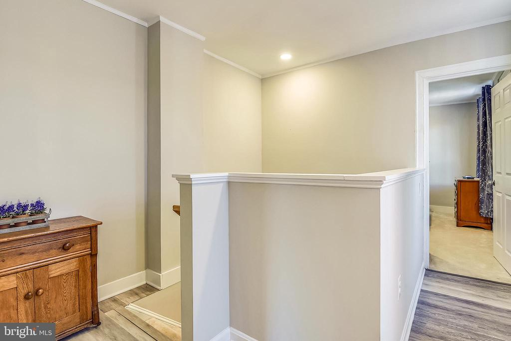 Upstairs Stairway - 432 W SOUTH ST, FREDERICK
