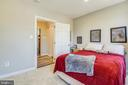 Spacious Front Bedroom - 432 W SOUTH ST, FREDERICK
