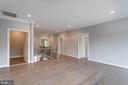 Second Floor Living Area - 7411 NIGH RD, FALLS CHURCH