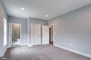 Guest Bedroom - 7411 NIGH RD, FALLS CHURCH