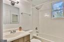 Bath with new fixtures - 3603 KEOTA ST, ALEXANDRIA