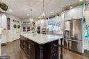Gourmet Kitchen - 2900 CAMPTOWN CT, HAYMARKET