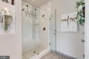 Owner's Bath - 2900 CAMPTOWN CT, HAYMARKET