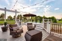 Outdoor Lounge - 2900 CAMPTOWN CT, HAYMARKET