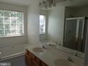 Master Bedroom Full Bathroom - 103 ENGLISH CT SW, LEESBURG