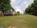 Large Back Yard - 103 ENGLISH CT SW, LEESBURG