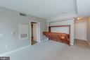 Murphy bed - 555 MASSACHUSETTS AVE NW #202, WASHINGTON