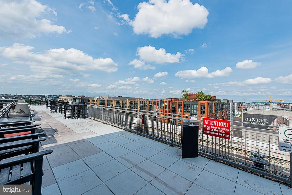 Look at that view - 555 MASSACHUSETTS AVE NW #202, WASHINGTON