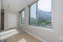 Great views of downtown - 555 MASSACHUSETTS AVE NW #202, WASHINGTON