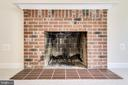 Woodburning Fireplace - Already Inspected - 4915 KING SOLOMON DR, ANNANDALE
