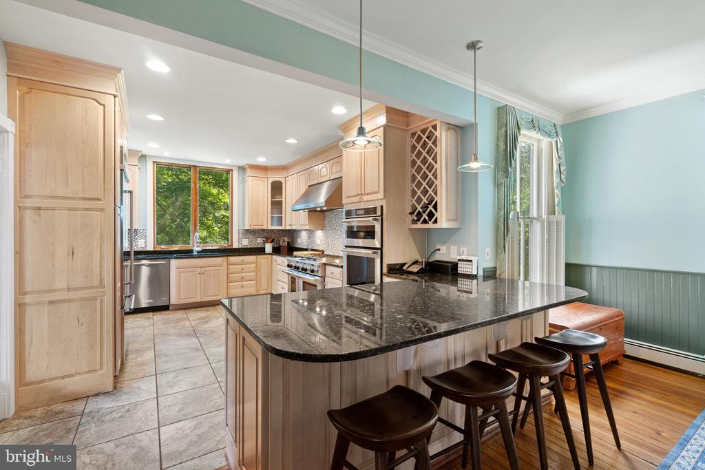 Brand New Gourmet Kitchen w/Heated Floor - 301 W ASHER ST, CULPEPER
