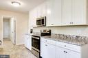 All new Cabinets, Granite, SS Applicances - 4915 KING SOLOMON DR, ANNANDALE