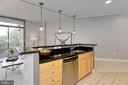 Kitchen Island - 3650 S GLEBE RD #238, ARLINGTON