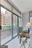 Living area spacious enough for workspace - 3650 S GLEBE RD #238, ARLINGTON