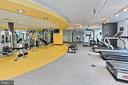 Complex has private workout facility - 3650 S GLEBE RD #238, ARLINGTON