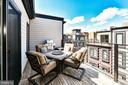 Rooftop spaces - 603 SLADE CT, ALEXANDRIA
