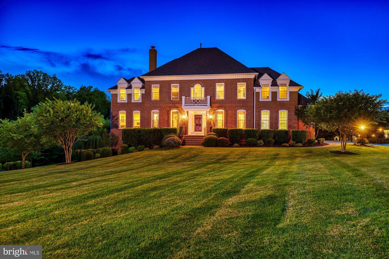Single Family Homes pour l Vente à Darnestown, Maryland 20878 États-Unis