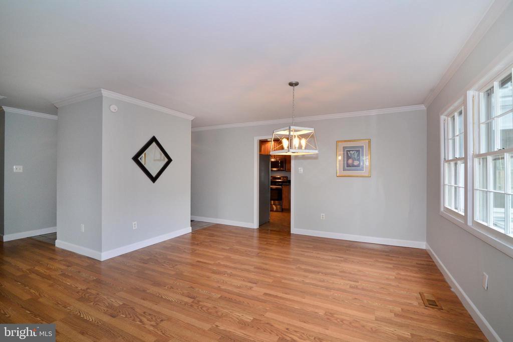 Dining room - 4224 MAYLOCK LN, FAIRFAX
