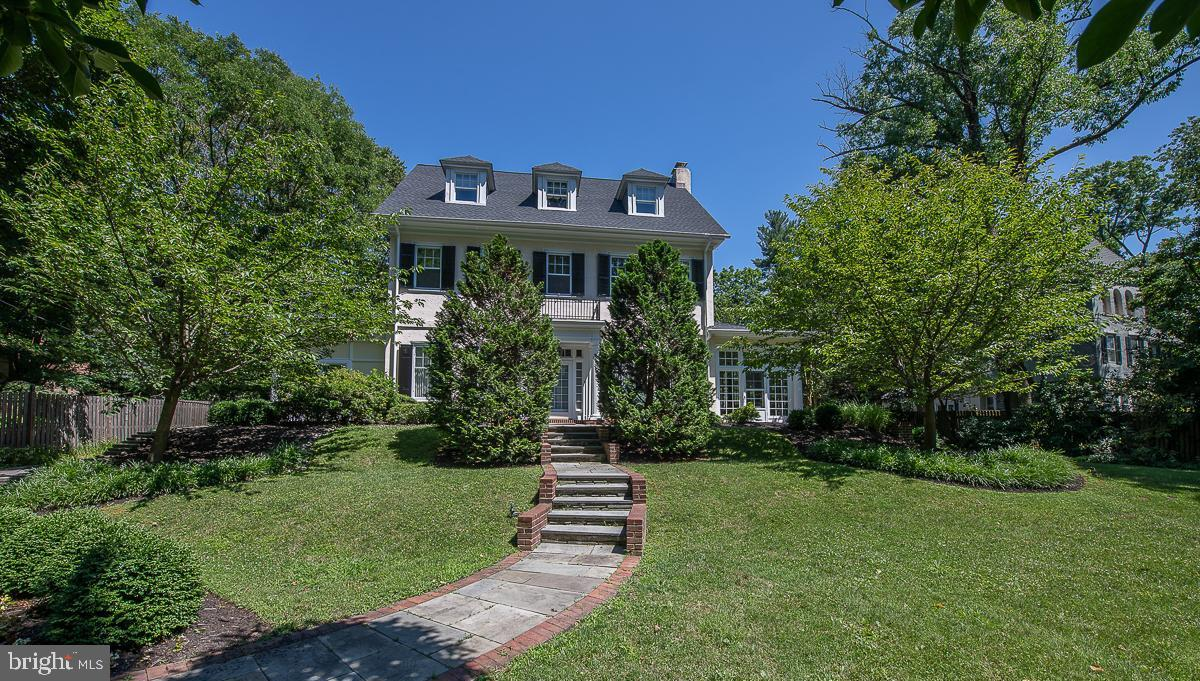 Single Family Homes for Sale at Merion Station, Pennsylvania 19066 United States