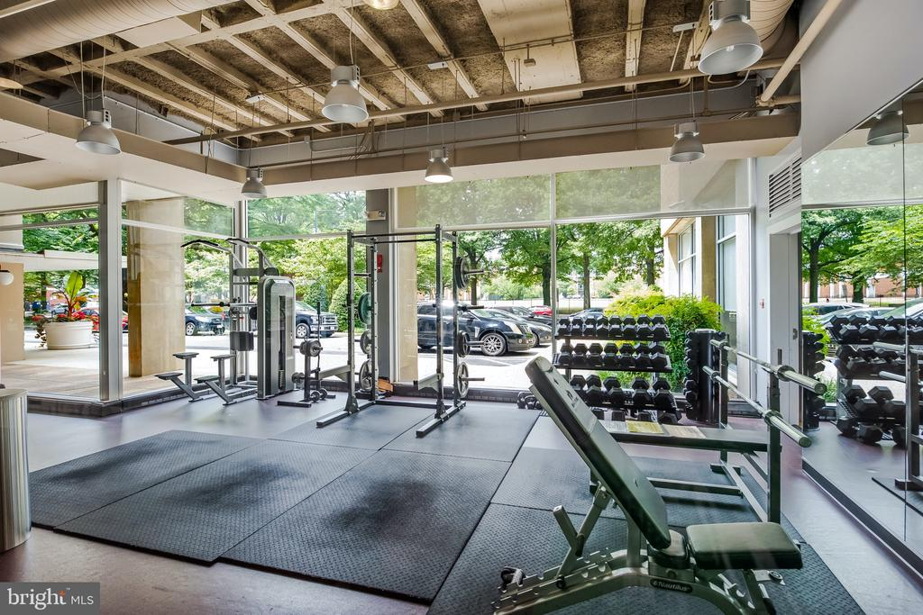 Exercise Room - 350 G ST SW #N501, WASHINGTON
