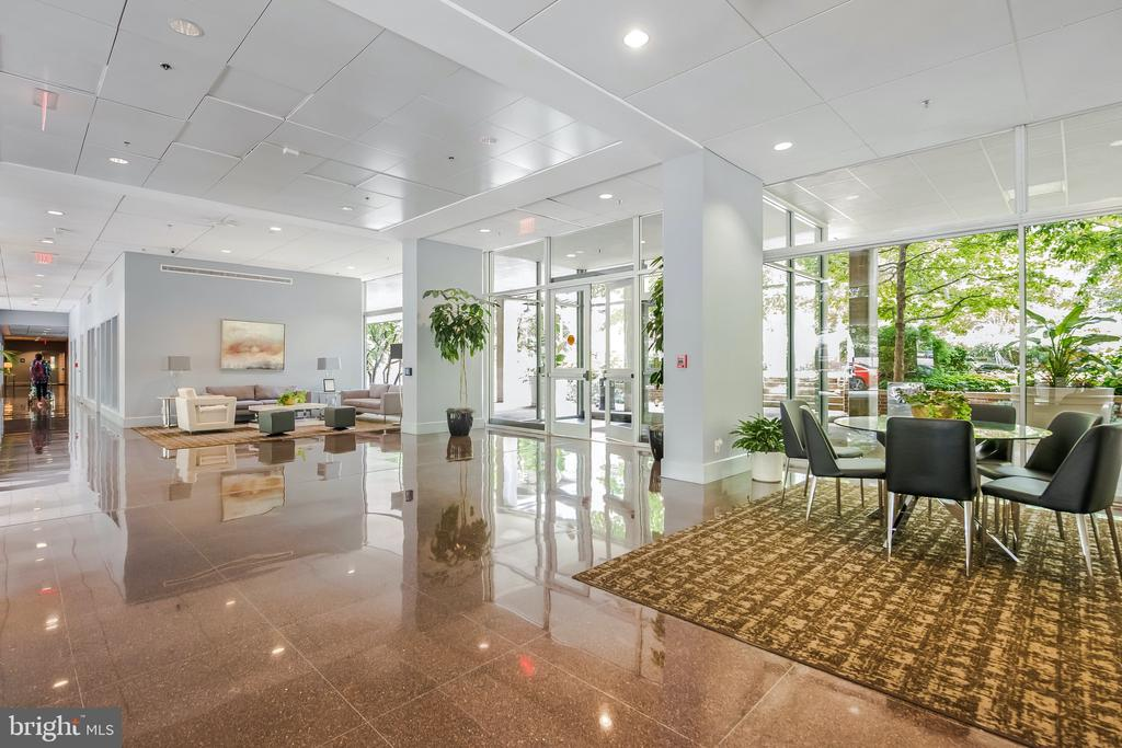Grand Entry to Complex - 350 G ST SW #N501, WASHINGTON