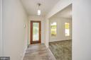 Deep Entry Foyer - 10 RAPIDAN RD, LOCUST GROVE