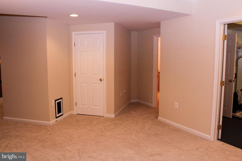 finished lower level - 3220 LACROSSE CT, DUNKIRK