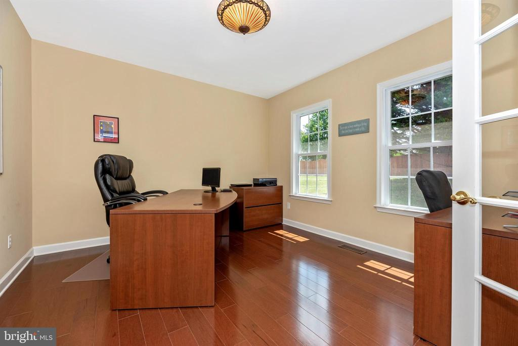 Main level office. - 5835 RIVER OAKS CT, FREDERICK