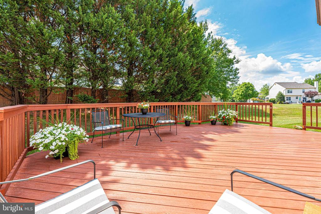 A great place for your next cookout! - 5835 RIVER OAKS CT, FREDERICK