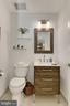 Powder Room - 1610 N QUEEN ST #222, ARLINGTON