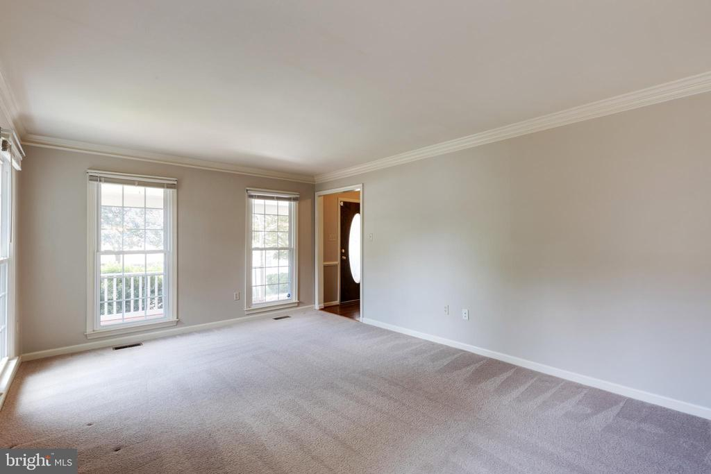 Living room - 15138 HOLLEYSIDE DR, DUMFRIES