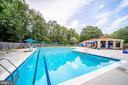 Community Swimming pool - 3004 CUNNINGHAM DR, ALEXANDRIA