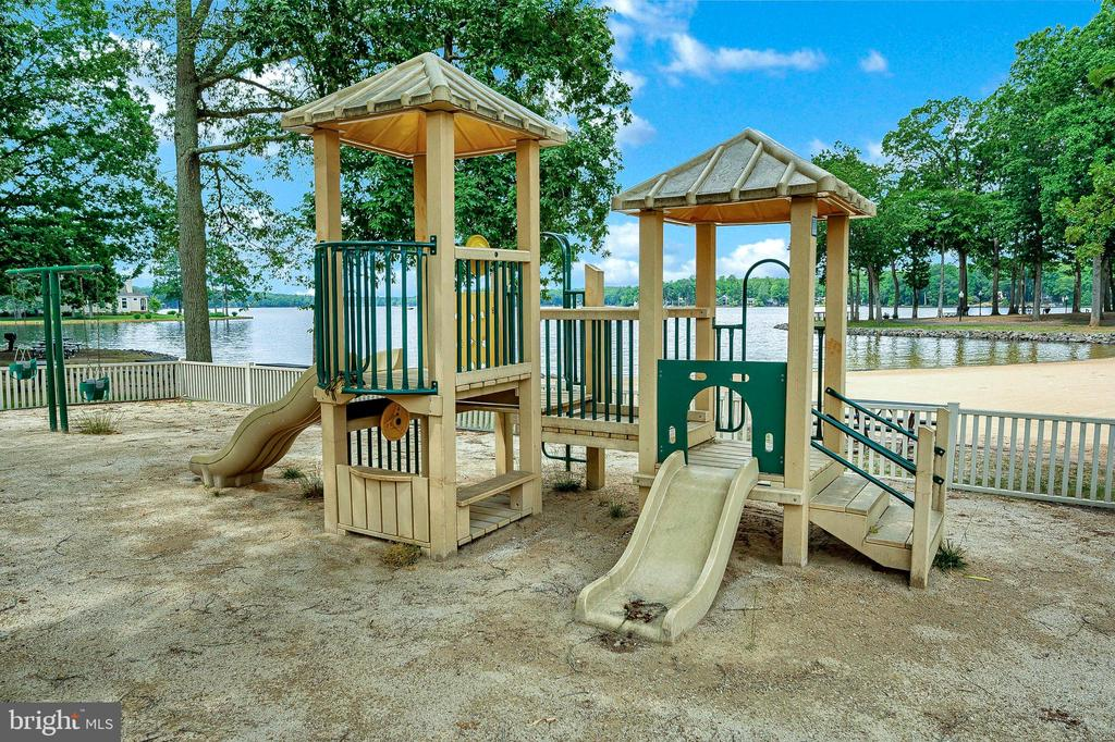 Playground near the Clubhouse - 109 INDIAN HILLS RD, LOCUST GROVE