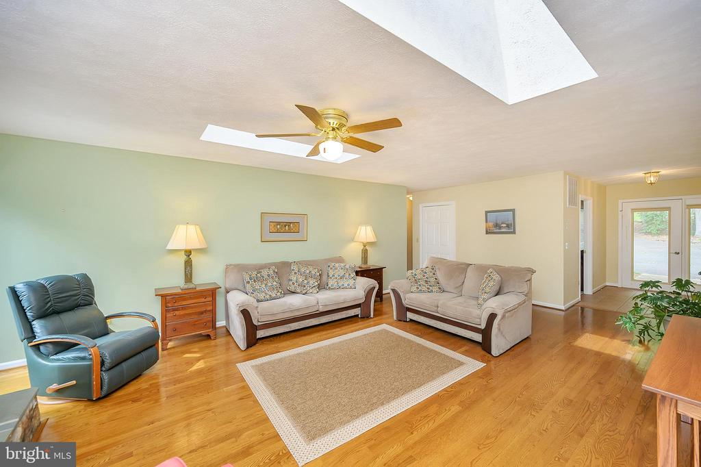 Great Room from Dining area - 109 INDIAN HILLS RD, LOCUST GROVE