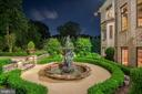 Beautiful Imported Cast Stone Fountains - 8334 ALVORD ST, MCLEAN