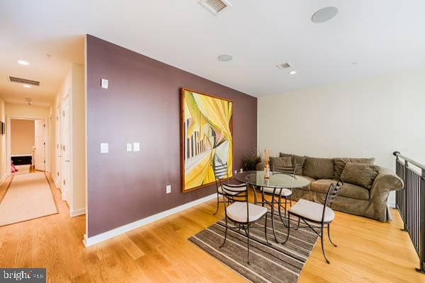 Upper Floor Loft area - 1700 CLARENDON BLVD #141, ARLINGTON