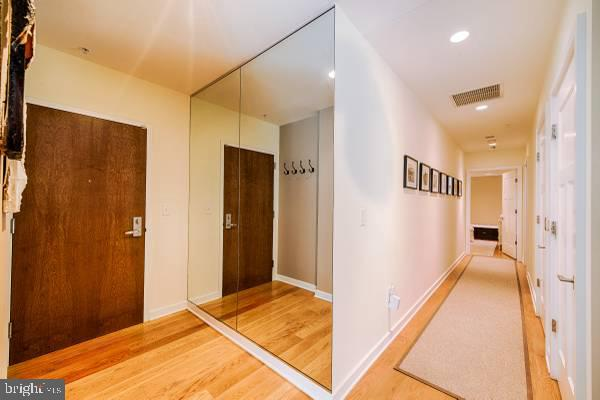 Entry Level from Front of building - 1700 CLARENDON BLVD #141, ARLINGTON