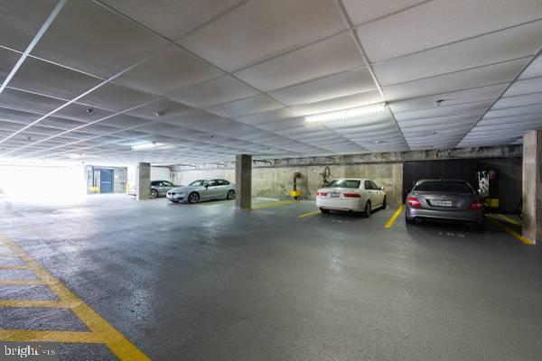 2 Covered and gated Parking spaces with storage - 1700 CLARENDON BLVD #141, ARLINGTON