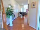 Hallway on Main Level - 44315 STABLEFORD SQ, ASHBURN