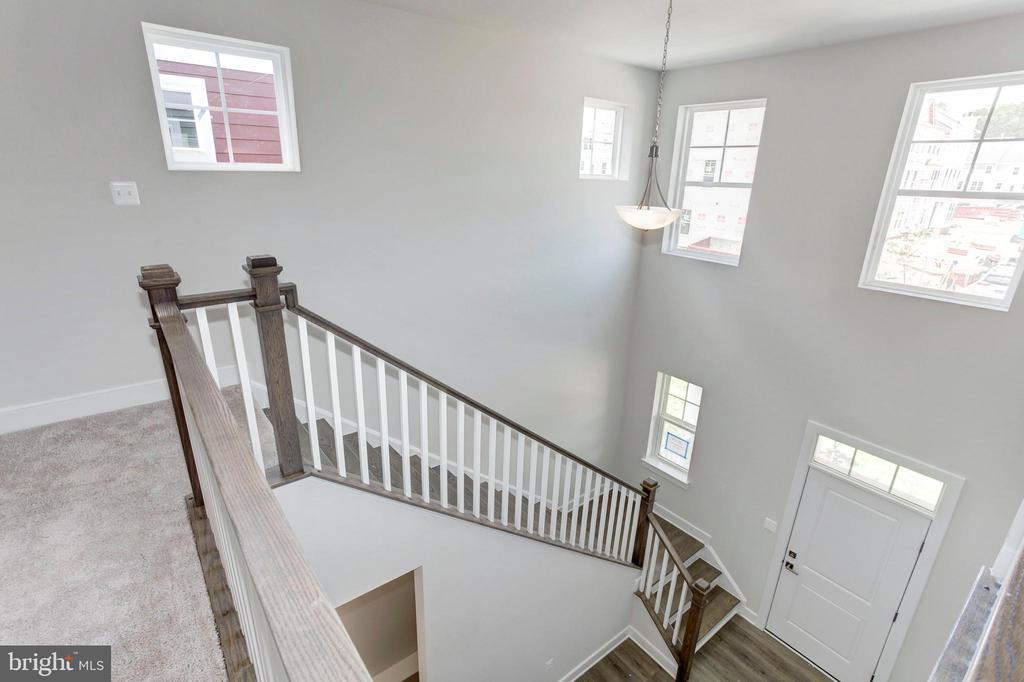 Stairs - 8910 MEADOWLARK GLEN RD, DUMFRIES