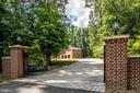 Enter through private gated entrance - 8205 ASHY PETRAL CT, SPOTSYLVANIA