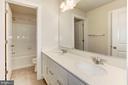 Bathroom - 7890 MEADOWLARK GLEN RD, DUMFRIES