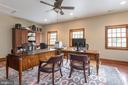 Finished space in carriage house - 8205 ASHY PETRAL CT, SPOTSYLVANIA