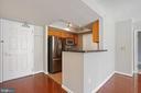 Gourmet Kitchen with Granite Count - 880 N POLLARD ST #701, ARLINGTON