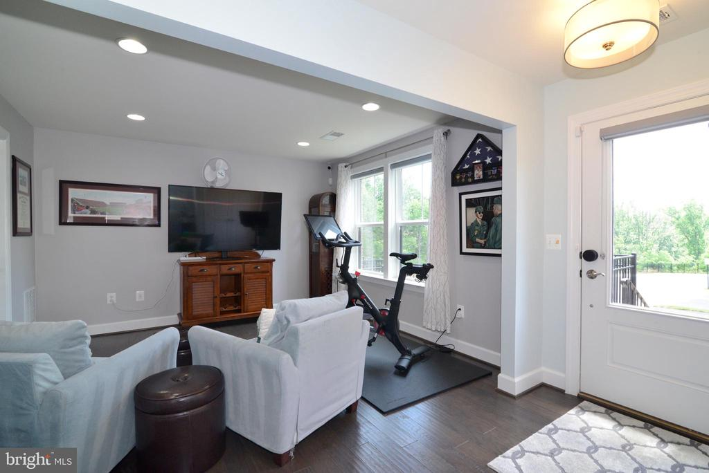 Recreation room - 6157 CAREY PARK LN, FALLS CHURCH