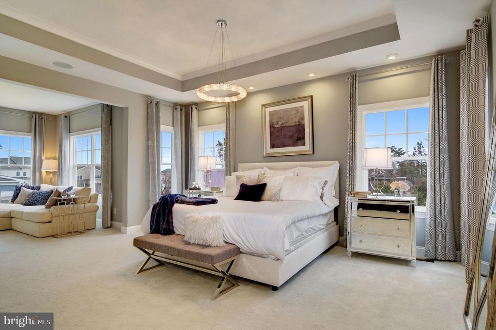 Master Bedroom - 789 WHITE ELM, ALDIE
