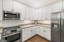 Stainless appliances - 133 HARRISON CIR, LOCUST GROVE