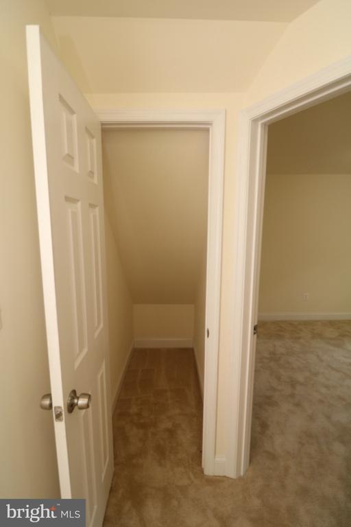 Hallway Storage Closet - 321 E POTOMAC ST, BRUNSWICK