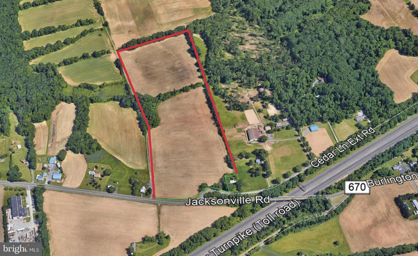 Land for Sale at Burlington, New Jersey 08016 United States
